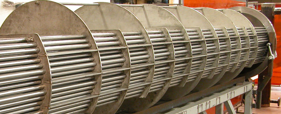 Heat Exchanger Tube | Boiler Tube | U Bent Tube-Vishal Steel